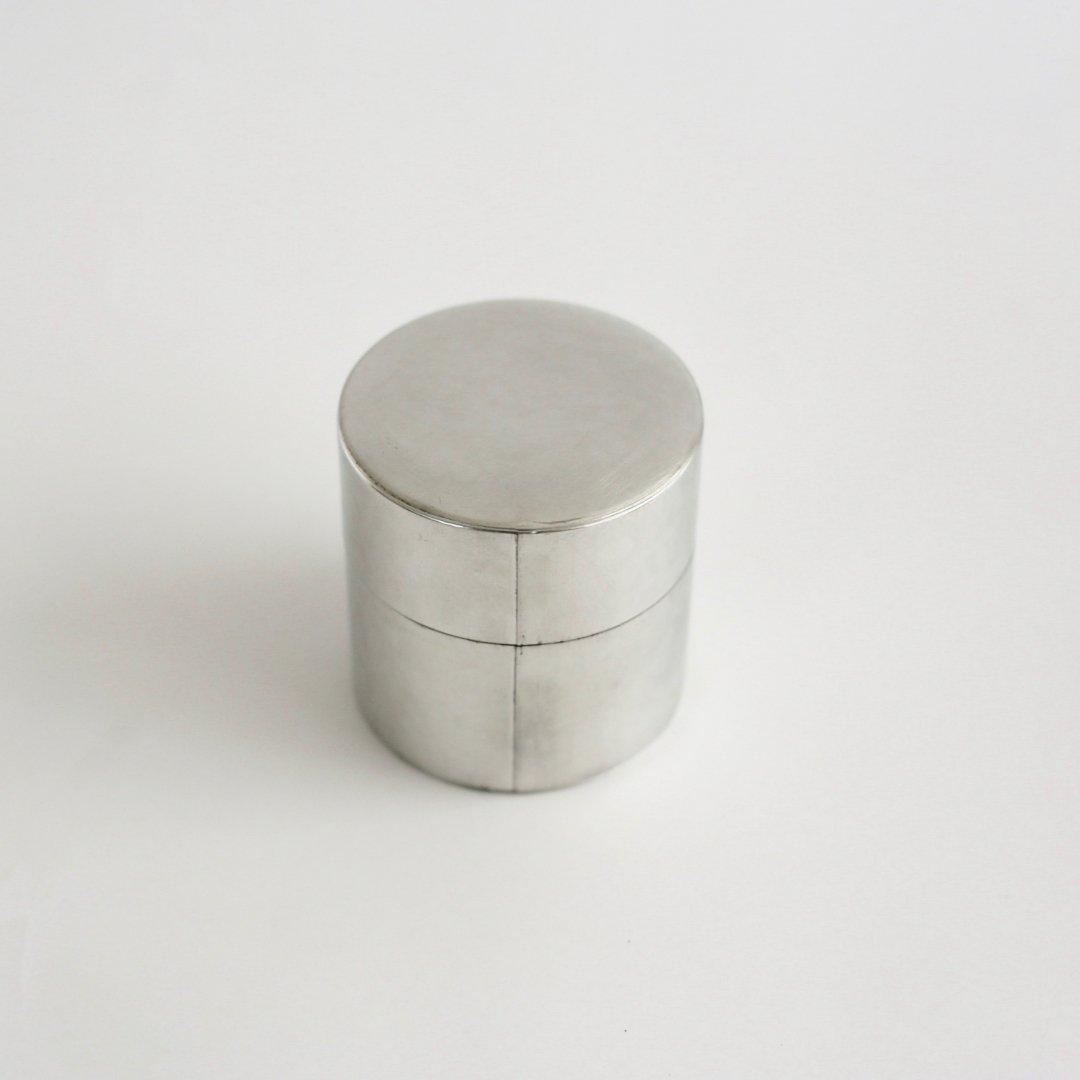 SyuRo<br />シュロ 丸缶 [ S ] ブリキ