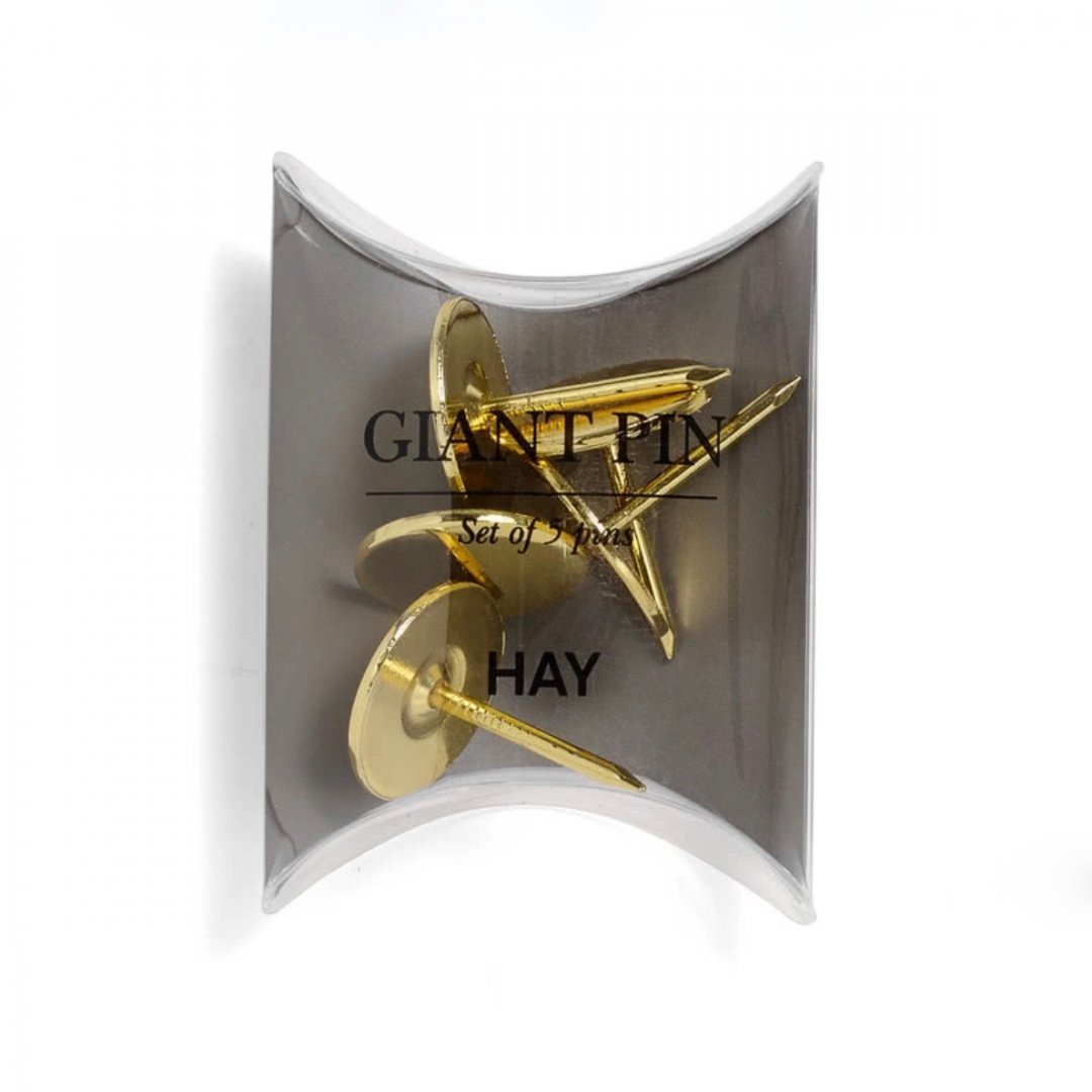 HAY <br /> GIANT PIN