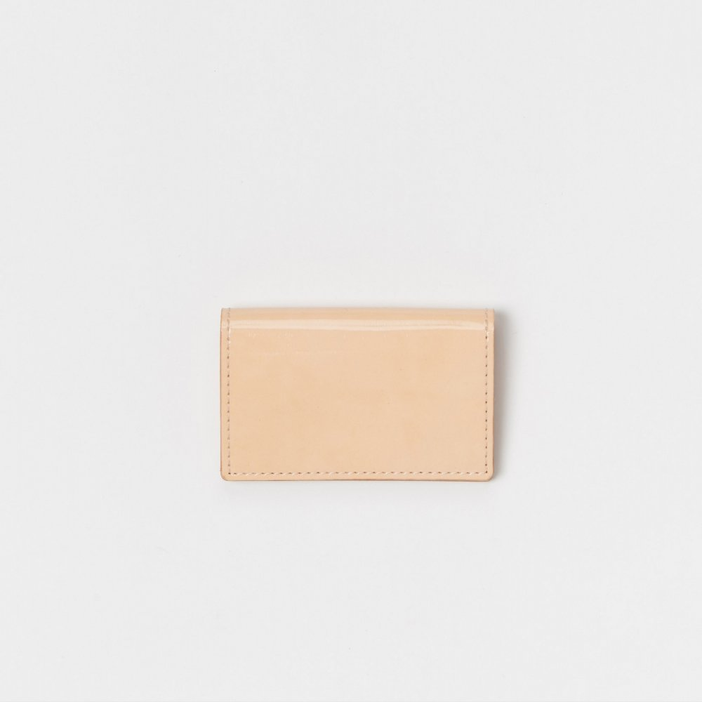 Hender Scheme <br />folded card case [patent]
