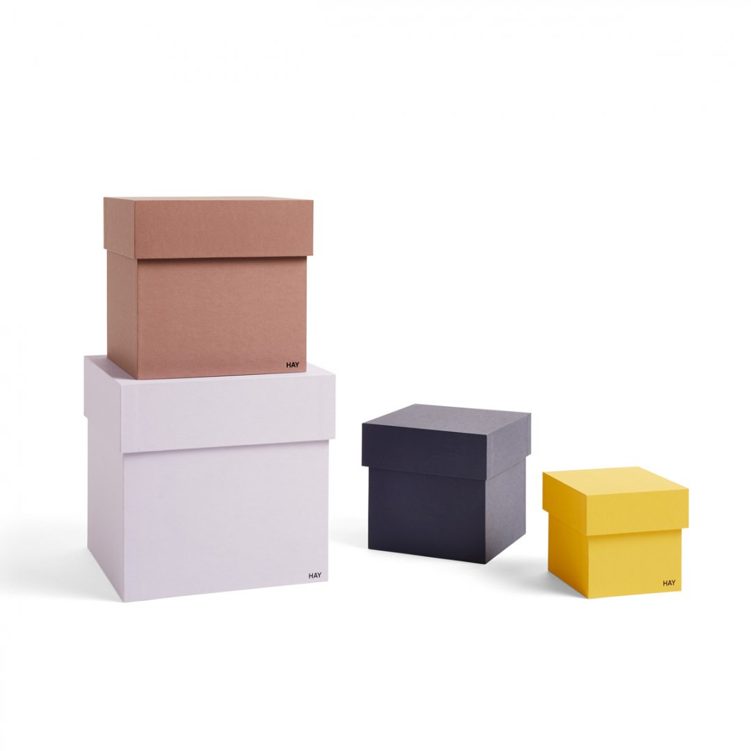 HAY<br />BOX BOX(SET OF 4)