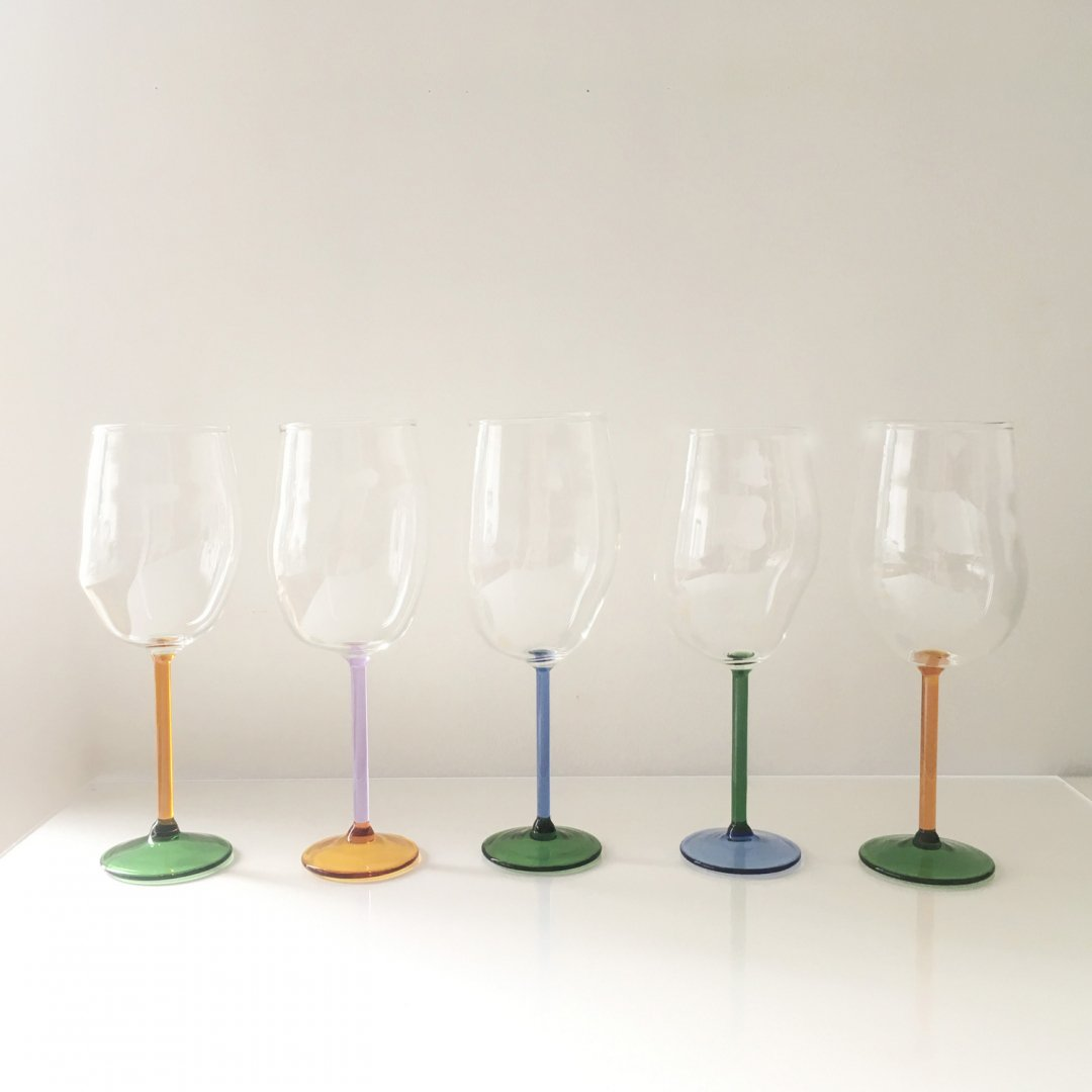Jochen Holz<br />Wine glass [5color]