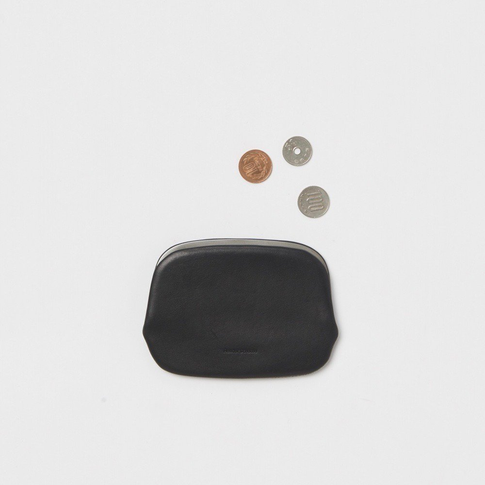 Hender Scheme<br />snap purse big [ black ]