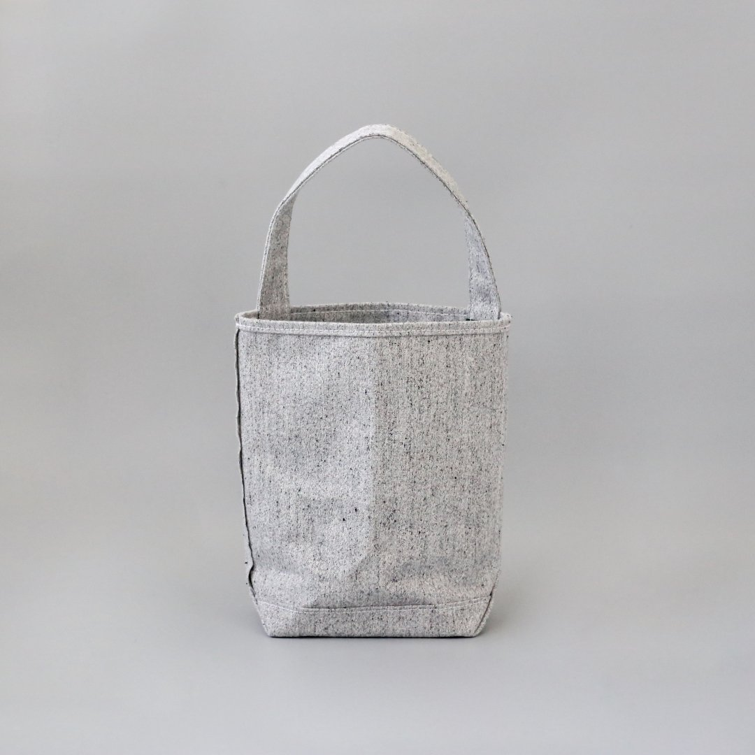 TEMBEA<br />BAGUETTE TOTE SMALL 杢 [ GREY-MIX ]