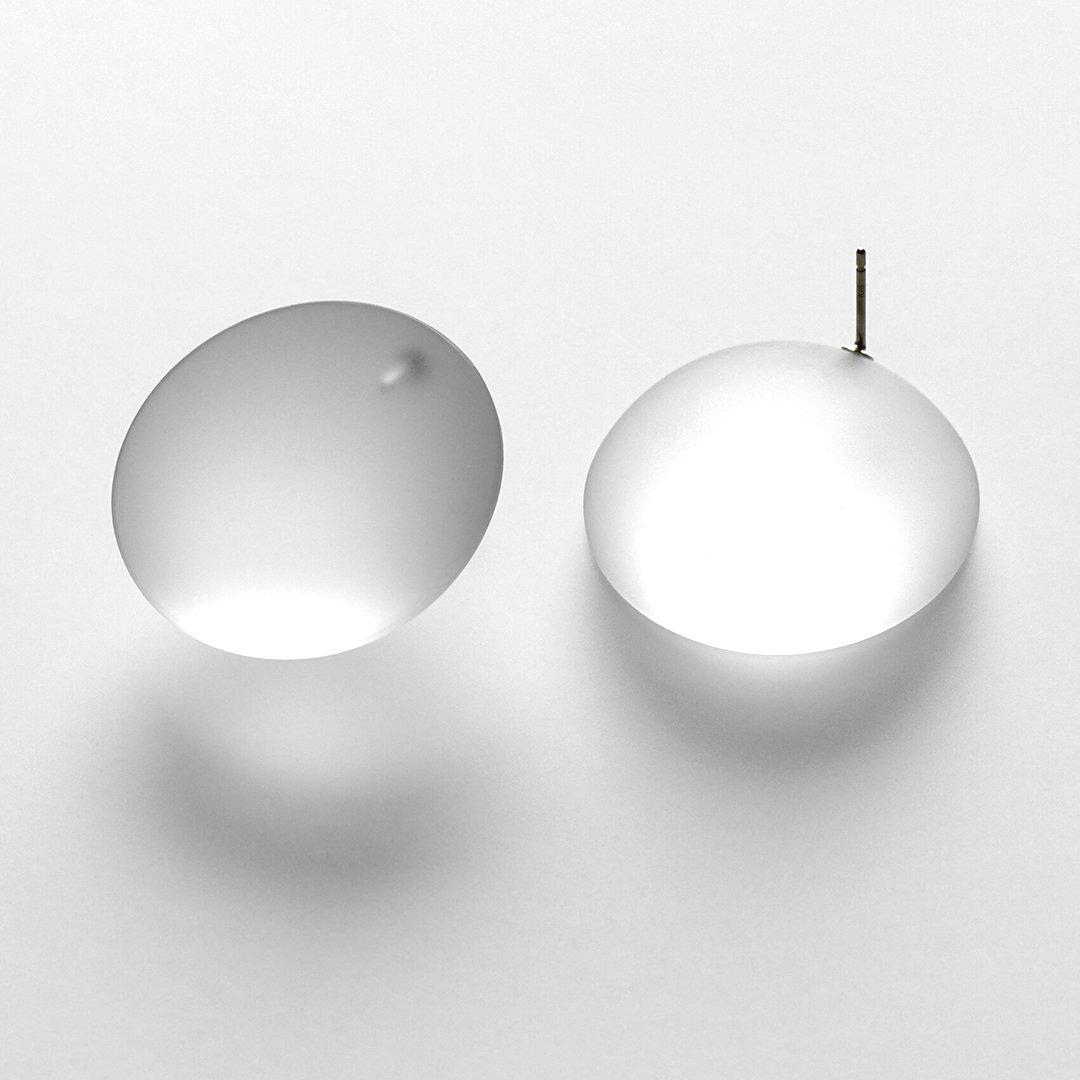 bubun<br />〈blank〉DOME earrings