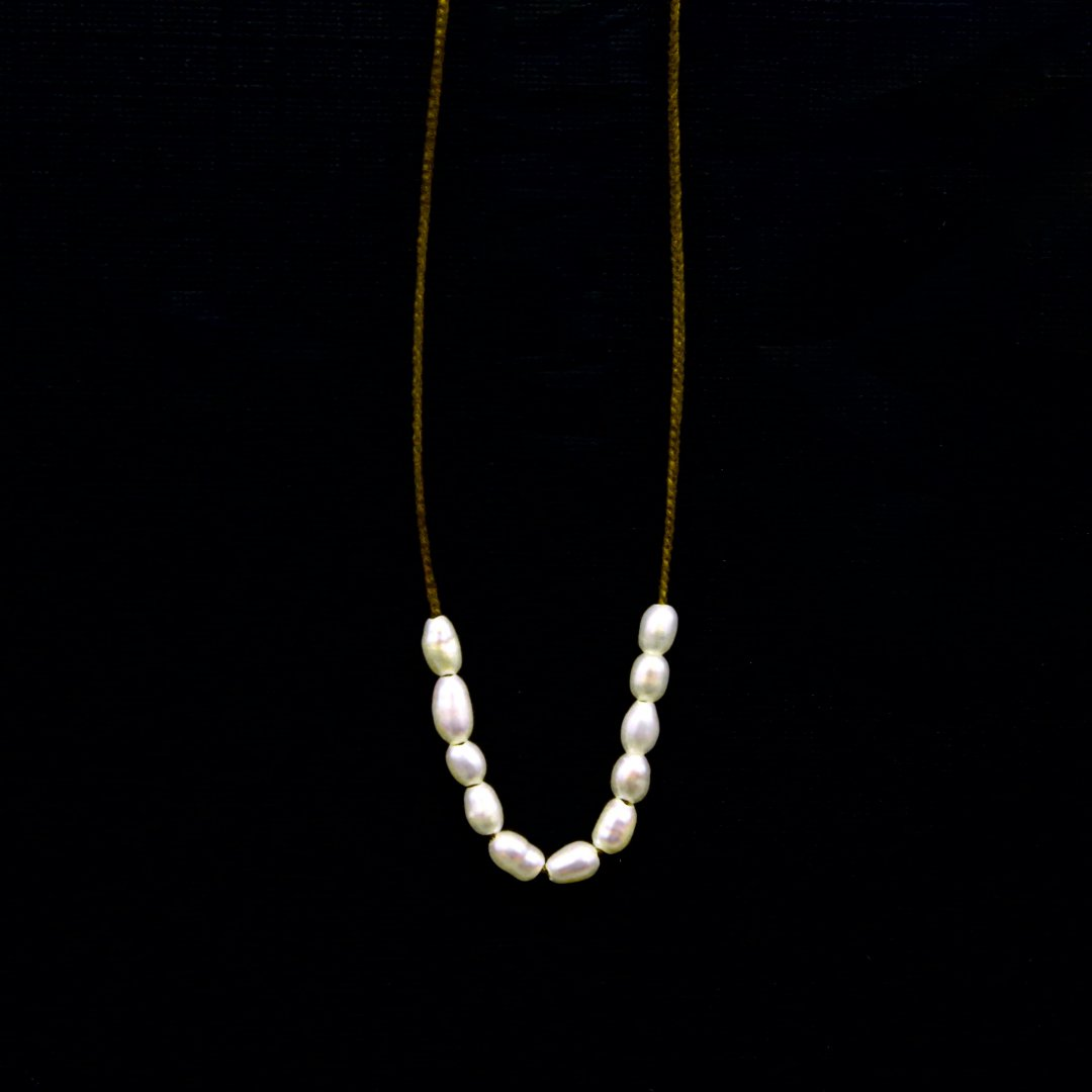 Amito  11Pearl Necklace<br />11パールネックレス