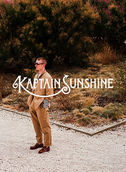 KAPTAIN SUSHINE
