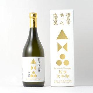 金水晶 純米大吟醸原酒 720ml