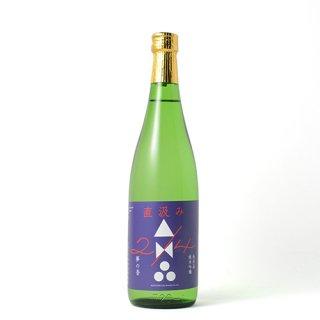 金水晶 純米吟醸「直汲み」 2/4 夢の香 720ml