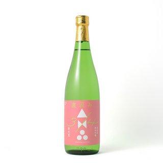 金水晶 純米吟醸「直汲み」 3/4 華吹雪 720ml