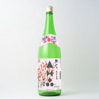 新酒 純米生酒  初しぼり 1800ml(数量限定)