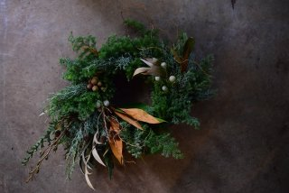<img class='new_mark_img1' src='//img.shop-pro.jp/img/new/icons1.gif' style='border:none;display:inline;margin:0px;padding:0px;width:auto;' />little original christmas wreath