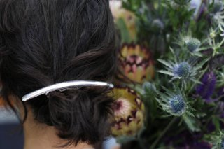 <img class='new_mark_img1' src='//img.shop-pro.jp/img/new/icons1.gif' style='border:none;display:inline;margin:0px;padding:0px;width:auto;' />SOPHIE BUHAI:Elegant Long Barrette