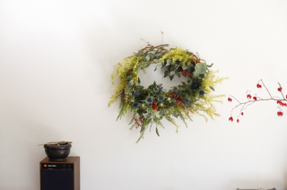 <img class='new_mark_img1' src='//img.shop-pro.jp/img/new/icons6.gif' style='border:none;display:inline;margin:0px;padding:0px;width:auto;' />2019 Christmas wreath SEMI-ORDER DAY@catstreet shop  (11/30)