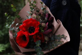 <img class='new_mark_img1' src='//img.shop-pro.jp/img/new/icons1.gif' style='border:none;display:inline;margin:0px;padding:0px;width:auto;' />bouquet for Valentine's Day