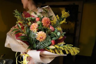 bouquet : seasonal【standard】