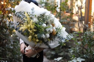 bouquet : seasonal【large】