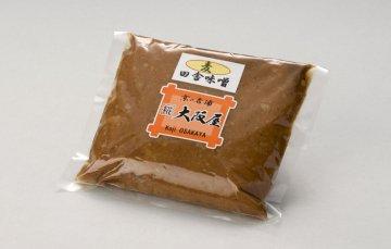 麦田舎味噌(400g)生 小麦不使用