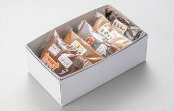 5色味噌セット(400g×5)生 箱入り
