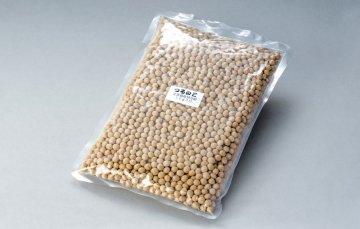 つるのこ大豆1升(1.4kg)(北海道産特等級)