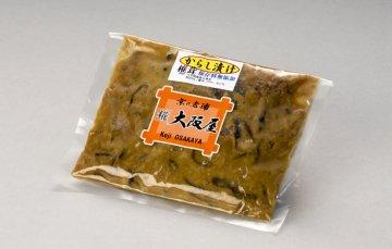 からし漬け 椎茸(国産材料)