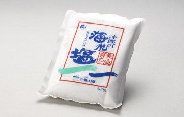 海水塩(食塩)500g
