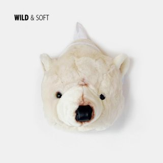 WILD&SOFT   | PolarBear Backpack