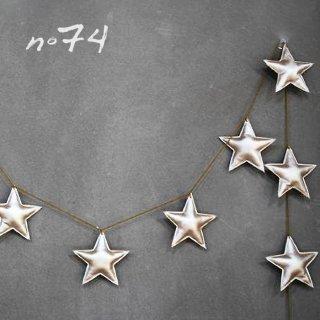 Numero74 | Mini Star Garland | Gold