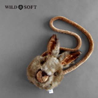 WILD&SOFT   | Purse Rabbit