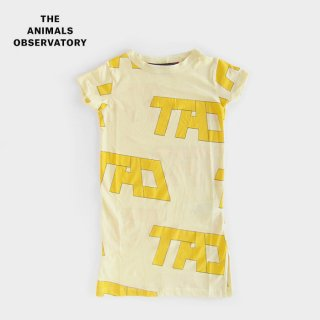 the animals observatory ( TAO ) | GORILLA KIDS DRESS (KC)  | 2y- 10y