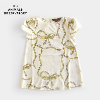 <img class='new_mark_img1' src='//img.shop-pro.jp/img/new/icons2.gif' style='border:none;display:inline;margin:0px;padding:0px;width:auto;' />the animals observatory ( TAO ) | FLAMINGO KIDS DRESS (JT)  | 2y- 10y