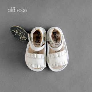 old soles | RUFFLE BABY | SNOW | BABY(12.2-13.4)