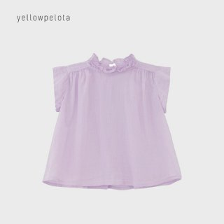 <img class='new_mark_img1' src='//img.shop-pro.jp/img/new/icons2.gif' style='border:none;display:inline;margin:0px;padding:0px;width:auto;' />yellowpelota | Lei Blouse | Mauve | 18m-4y