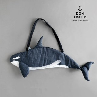 <img class='new_mark_img1' src='//img.shop-pro.jp/img/new/icons2.gif' style='border:none;display:inline;margin:0px;padding:0px;width:auto;' />Don fisher | Orca | ショルダーBAG