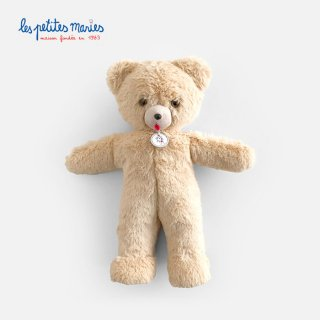 Les petites maries|Ours Toinou beige bear<img class='new_mark_img2' src='//img.shop-pro.jp/img/new/icons2.gif' style='border:none;display:inline;margin:0px;padding:0px;width:auto;' />