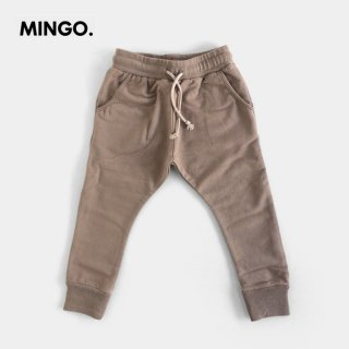 MINGO | Winter Slim fit jogger | Taupe | (1-2y)-(6-8y)
