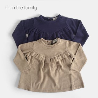 1+in the famiry | ALCUDIA blouse | 12-48m