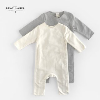 GRAY LABEL | Baby Suit With Snaps