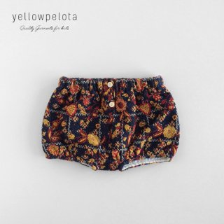 <img class='new_mark_img1' src='//img.shop-pro.jp/img/new/icons2.gif' style='border:none;display:inline;margin:0px;padding:0px;width:auto;' />yellowpelota | Jacquard bloomer (Unisex) | 12m-2y
