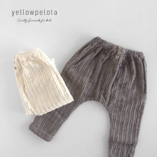 <img class='new_mark_img1' src='//img.shop-pro.jp/img/new/icons2.gif' style='border:none;display:inline;margin:0px;padding:0px;width:auto;' />yellowpelota | Corduroy trousers (Unisex) | 12m-4y