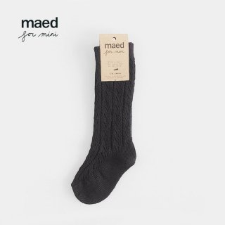 maed for mini | Black Panther Knee Socks<img class='new_mark_img2' src='//img.shop-pro.jp/img/new/icons2.gif' style='border:none;display:inline;margin:0px;padding:0px;width:auto;' />