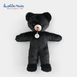 Les petites maries|Ours Toinou Noir bear<img class='new_mark_img2' src='//img.shop-pro.jp/img/new/icons2.gif' style='border:none;display:inline;margin:0px;padding:0px;width:auto;' />