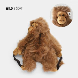 WILD&SOFT | Backpack Monkey