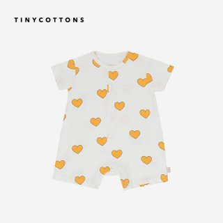 tinycottons | HEARTS ONE PIECE | 6m-9m