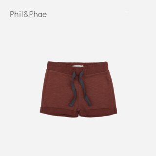 Phil&Phae | SWEAT SHORTS SLUB | 6-12m-5y