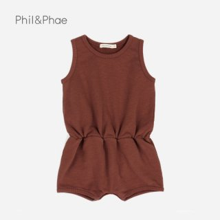 Phil&Phae | SLUB PLAYSUIT | 6-12m-2y