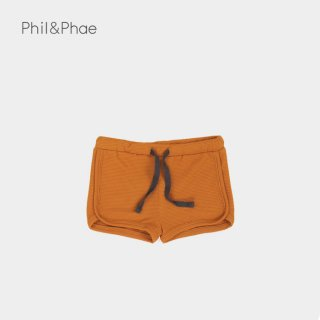 Phil&Phae | SWIM SHORTS | TANGERINE | 1-2y - 5-6y