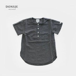 <img class='new_mark_img1' src='//img.shop-pro.jp/img/new/icons2.gif' style='border:none;display:inline;margin:0px;padding:0px;width:auto;' />DONSJE | Curt Shirt | MIdnight Navy (1-2y)-(5-6y)
