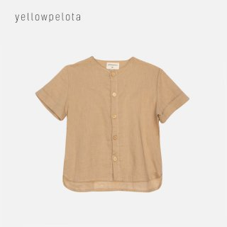 【割引クーポン対象商品】 yellowpelota | Arthur shirt | Toast | 12m-6y