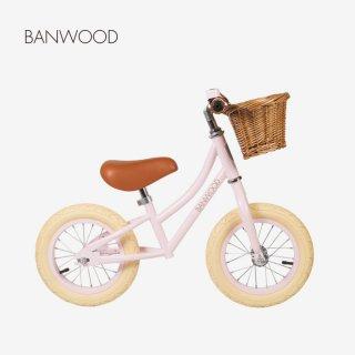 【お取り寄せ品】BANWOOD | バランスバイク  ( PINK )