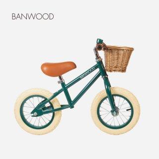 【お取り寄せ品】BANWOOD | バランスバイク ( GREEN )